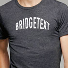 Woo commerce product designer tool - HTML5 T-shirt designer App - Bridge Text